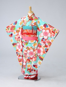 式部空色桜【着物:72090028】【帯:70910000】