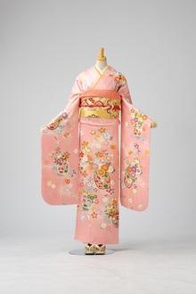 ピンク花かごのしらべ