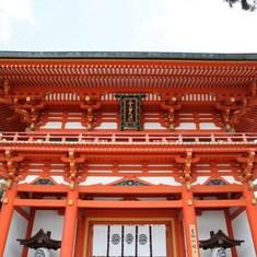 紫野・今宮神社の結婚式
